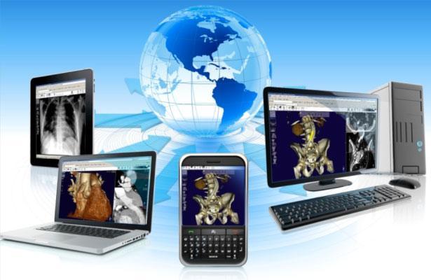 Claron Technology Nil App Blackberry PACS Accessories
