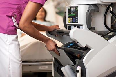 Carestream DRX 2530C Low-Dose Pediatric X-Rays Digital Radiography
