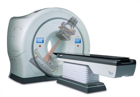 Accuray 500th TomoTherapy System Installation TomoHDA Arizona