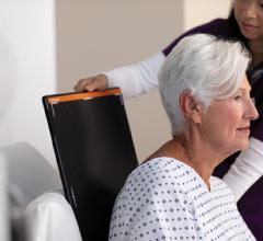 The Carestream Lux 35 Detector is a lightweight, glass-free wireless detector ergonomically designed with the comfort of patients and radiographers in mind.
