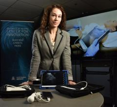 Emagine Solutions Technology's VistaScan portable ultrasound enables doctors to enhance patient care. Clinicians can diagnose in moments, saving time and lives at a fraction of the cost of a cart ultrasound machine