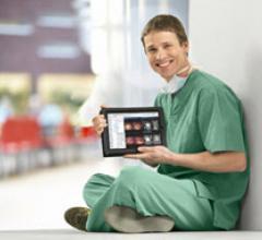 Agfa Healthcare ICIS Mobile Web Capture  SIIM 2014