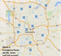 Location Information Presents Interoperability Challenge in Health Information Exchange