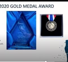 During the SCCT 2020 virtual meeting, SCCT President Ron Blankstein, M.D., Brigham and Women's, presented the SCCT Gold Award to John Lesser, M.D., MSCCT, director of advanced imaging and cardiac CT, Minneapolis Heart Institute, Abbott Northwestern Hospital.