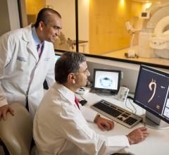 MRI system cardiac scan from DeBakey Hospital