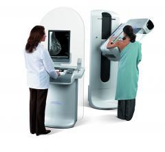 mammography exam