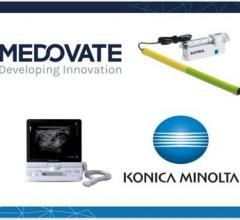 Konica Minolta is partnering with Medovate to promote safer ultrasound-guided regional anesthesia procedures through education and training