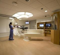 Mevion, S250i proton therapy system, Hyperscan pencil beam scanning, installation, MedStar Georgetown University Hospital