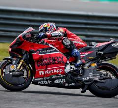 Esaote, an Italian company among the world leaders in the field of medical diagnostic imaging systems, is the Ducati Team's official partner for the 2020 season
