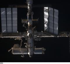 astronaut brain changes, spaceflight, MRI, Nature Microgravity