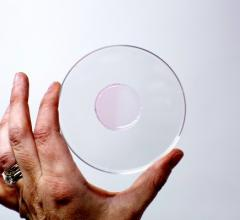 Arizona State University researchers (in collaboration with Banner MD Anderson Cancer Center) have discovered a biocompatible cost-effective hydrogel that can be used to monitor therapeutic doses of ionizing radiation by becoming more pink with increasing radiation exposure