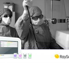 RaySafe i3 dosimeter, real-time radiation dose monitoring, wearable, RSNA 2017