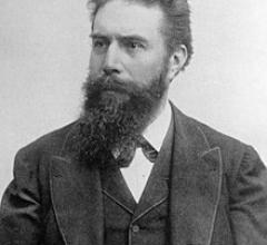 Nov. 8 is the anniversary of the discovery of the X-ray by German physicist Wilhelm Roentgen
