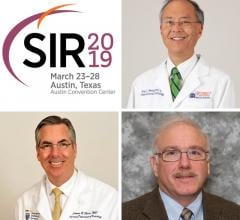Society of Interventional Radiology Announces 2019 Gold Medalists