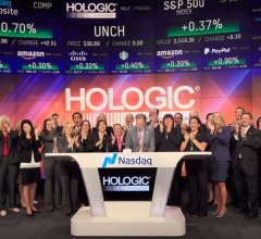 Hologic rings Nasdaq bell for breast cancer awareness