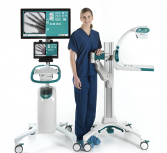 Turner Imaging Systems, a developer of advanced X-ray imaging systems, announced the company has received its CE Mark for its Smart-C Mini C-Arm portable fluoroscopy x-ray imaging device.