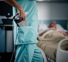 radiologist reading ultrasound