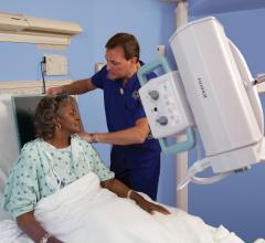 East Texas Medical Center, Fujifilm, FDR D-EVO II, digital X-ray detectors