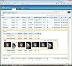 TeraMedica Evercore VNA Control Center