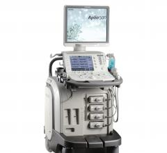 Toshiba, Aplio 500 Platinum ultrasound, International Contrast Ultrasound Society, ICUS, live case, contrast-enhanced