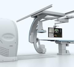 Toshiba, Infinix 4-D CT, first U.S. install, Arkansas cancer center