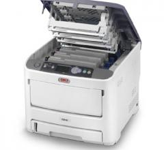 OKI Data Corp., HD DICOM color printers, C610DM