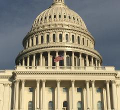 The Capitol Building in Washington, DC