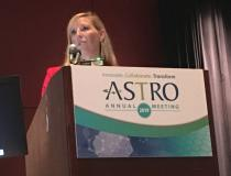 """Kristin Higgins, M.D., medical director of radiation oncology at the Emory Clinic at the Winship Cancer Institute, and associate professor, Department of Radiation Oncology, Emory University School of Medicine, speaks in a session about reirradiation of radiation oncology patients. This was a hot topic at the 2019 ASTRO meeting. Watch an interview with her in the <a href=""""https://www.itnonline.com/videos/video-clinical-and-physics-aspects-re-irradiation-previously-treated-radiother#ASTRO19 #ASTRO2019 #ASTRO"""