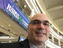 DAIC and ITN Editor Dave Fornell is attending the Healthcare Information and Management Systems Society (HIMSS) 2019 meeting this week in Orlando. The conference has 45,000 attendees and more than 1,300 vendors across a vast show floor. The conference has become one of the most important in medicine over the past decade because of the interconnected, central role of electronic medical records.