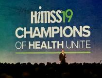 "At the opening session of HIMSS 2019, Manish Kohli, MD, a cancer biomarker researcher at Mayo Clinic, spoke about the role of health IT in bringing together all aspects of healthcare.  ""We are all tied together for one collective purpose - to make healthcare better. We serve a purpose that is larger than any of us."""