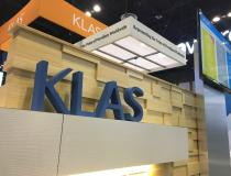 "The health IT market research firm KLAS is a big player at HIMSS. It grades companies software based on user feedback surveys to rank IT companies in numerous categories, including PACS. The firm gives an annual ""Best in KLAS"" award to the top performers."