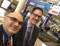 "Karl Poterack, M.D., medical director, applied clinical informatics, Mayo Clinic Hospital, explained the role wearable devices will play in healthcare in an interview with ITN Editor Dave Fornell. Poterack spoke in the HIMSS 2019 session ""Wearable Device Data: Signal or Noise?"""