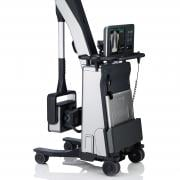 The FDR AQRO is a compact mobile digital X-ray system
