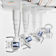The Siemens Ysio Max digital radiography system.
