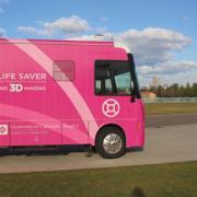 Pink Life Saver