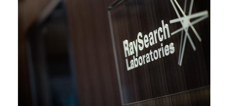 RaySearch Releases New Version of RayCare OIS